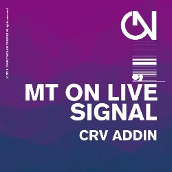 MT ON LIVE SIGNAL CRV Indikator